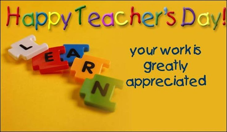 Happy Teachers Day Cards Images Pictures Wallpapers photos ForKids in hd