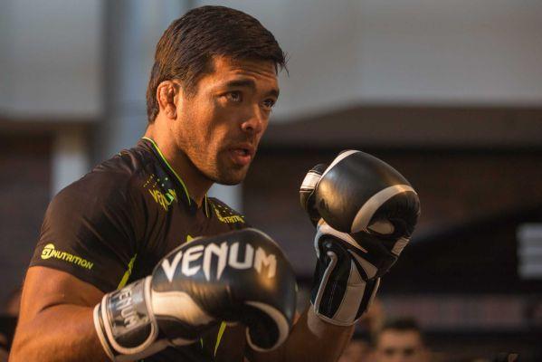 Newark again will host a UFC fight card on Saturday, April 18, when Lyoto Machida