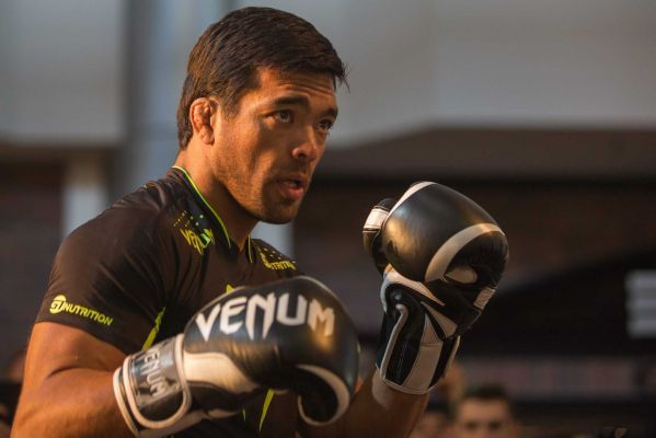 Newark again will host a UFC fight card on Saturday, April 18, when Lyoto Machida