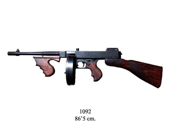 thompson submachine gun serial number