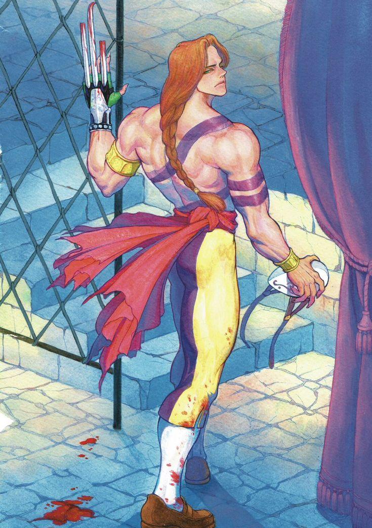 Gamekyo : Blog : Artworks Promo pour Street Fighter II