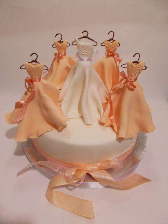 -торт на девичник