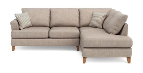 Left Arm Facing Corner Sofa Wrap | DFS