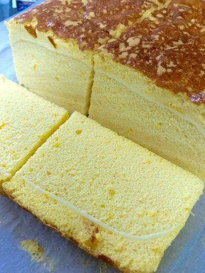 Taiwan Old Fashioned Sponge Cake Recipe