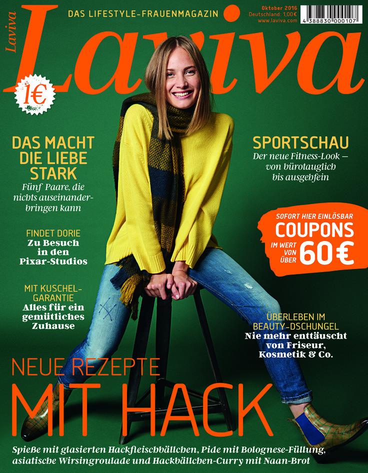 Cover der LAVIVA 10/16