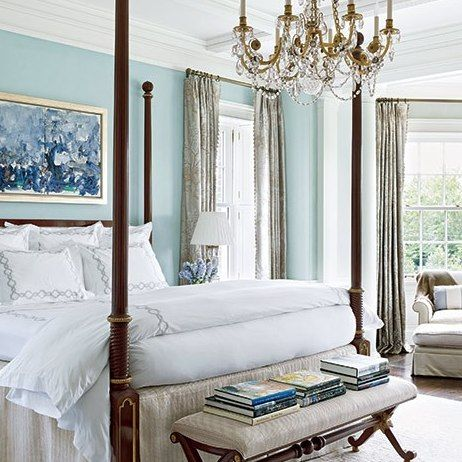 1000 images about blue wall color on pinterest paint - Federal style interior paint colors ...