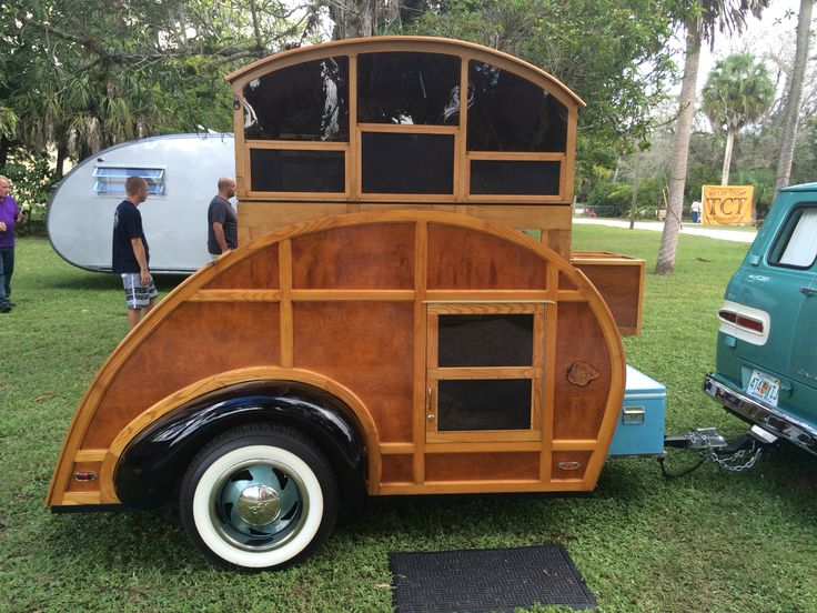 38 Best Woody Teardrop Pop Up Camper Images On Pinterest