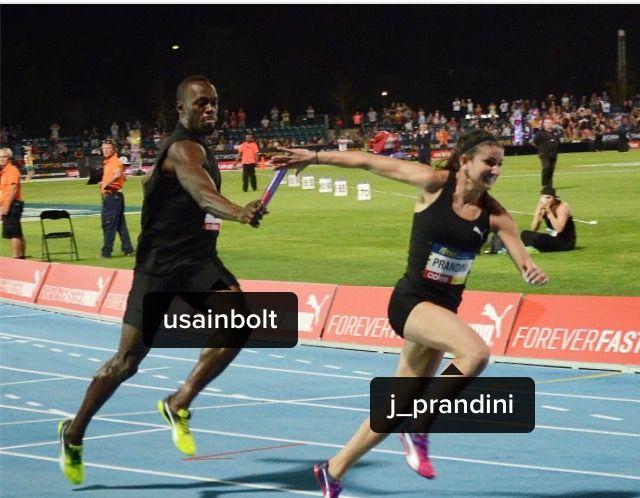 Run Fast🏃🏻♀️Go Jenna🏅