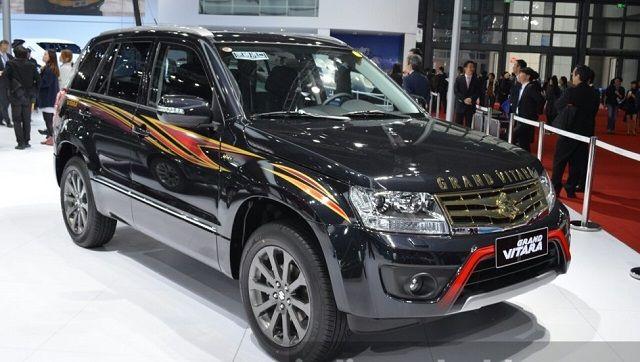 2021 Suzuki Grand Vitara News And Release Date In 2020 New