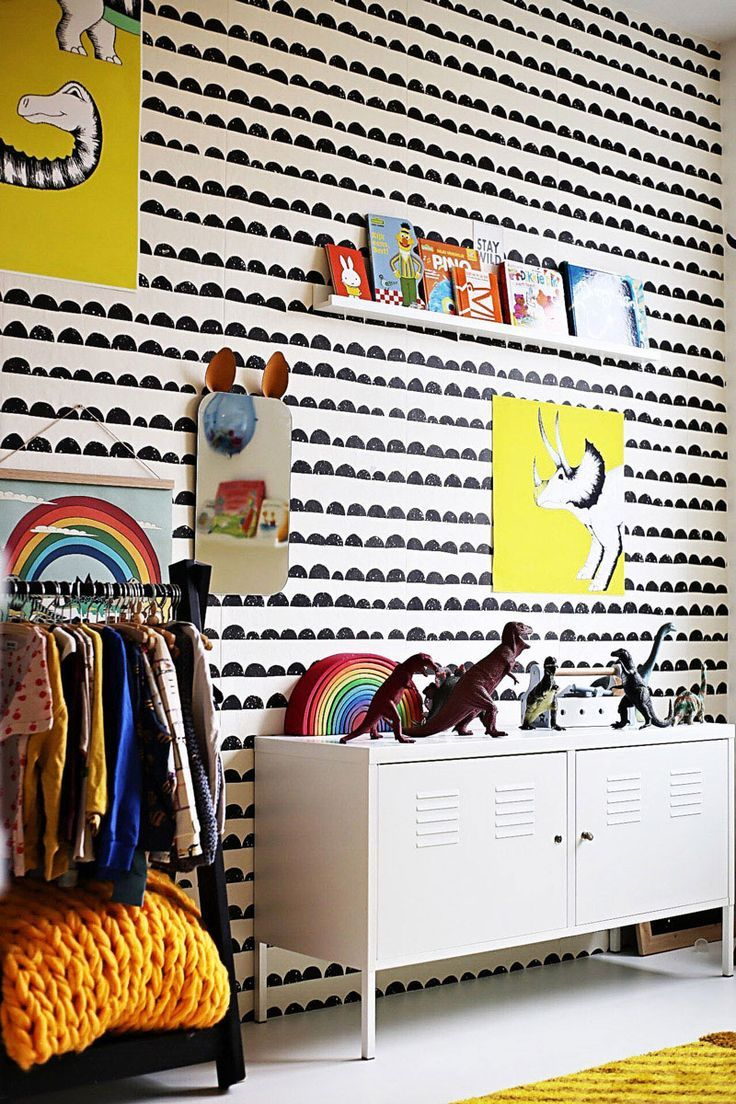 OTI'S ECLECTIC TODDLER ROOM BUILT FOR HAPPINESS