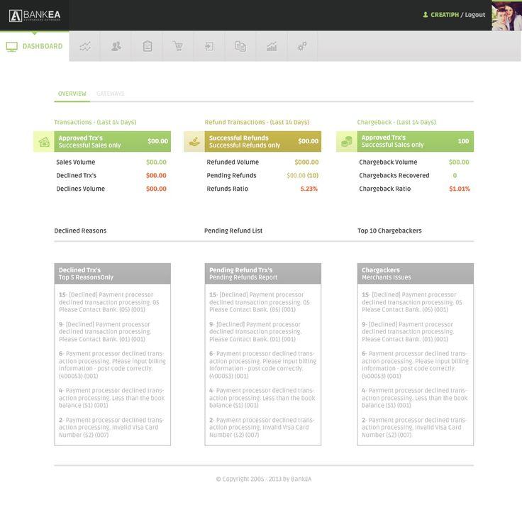 UX / UI for Web App