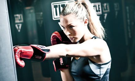 Groupon - Two Weeks of Unlimited Boxing and Kickboxing Classes with Gloves and Hand Wraps at Title Boxing Club (Up to 62% Off). Groupon deal price: $49.00