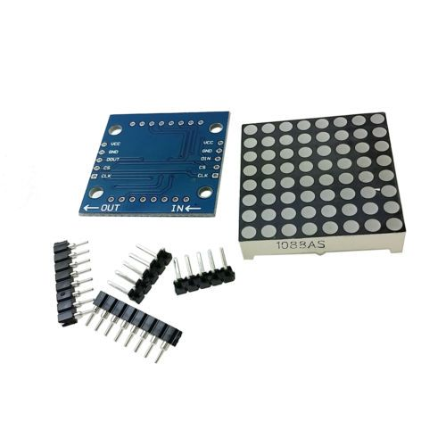 >> Click to Buy << 1pcs MAX7219 dot matrix module Arduino microcontroller module DIY KIT #Affiliate