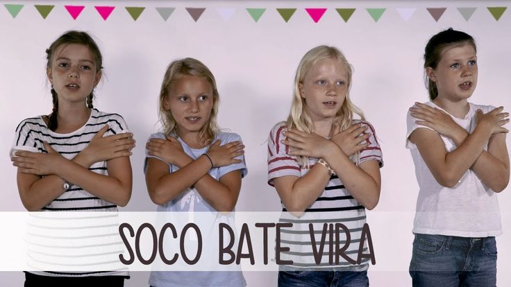 Soco Bate Vira | Klatschspiele Anleitung