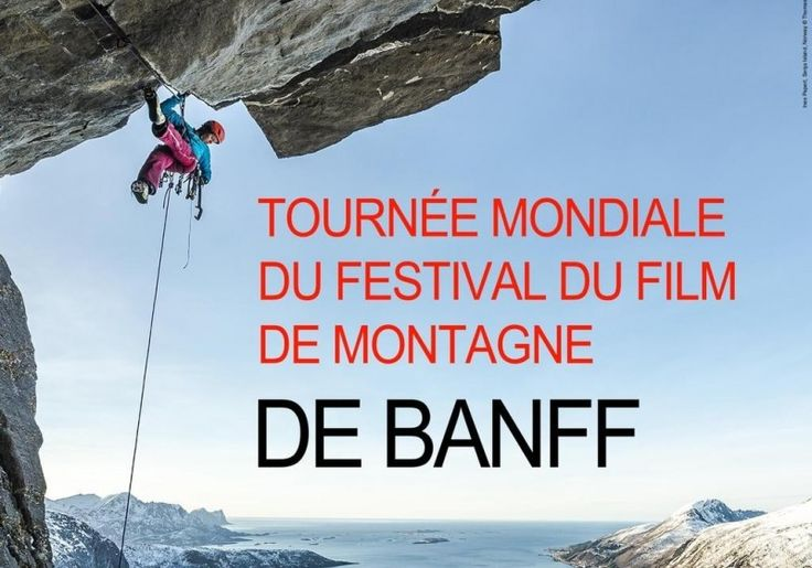 The North Face présente… Festival du film de montagne de Banff | Quoi faire à Rouyn-Noranda | CLD de Rouyn-Noranda Tourisme