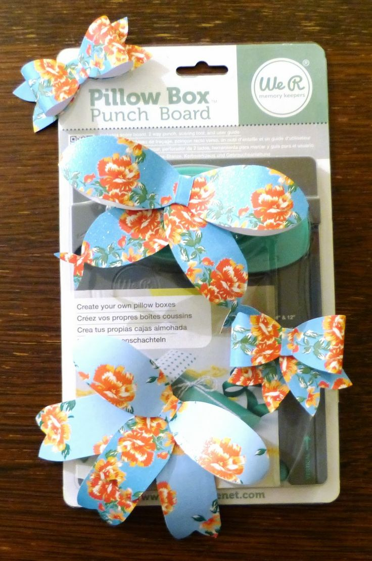 Pillow Box Punch Board by We R Memory Keepers | PILLOW BOX PUNCH BOARD | Pinterest | Punch Pillow box and Memories & Pillow Box Punch Board by We R Memory Keepers | PILLOW BOX PUNCH ... pillowsntoast.com