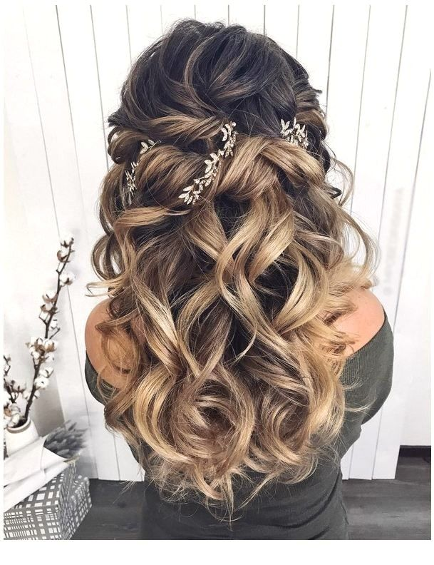 Awesome 100 Hairstyles For Special Occasions Hair Styles Long Hair Styles Wedding Hair Inspiration