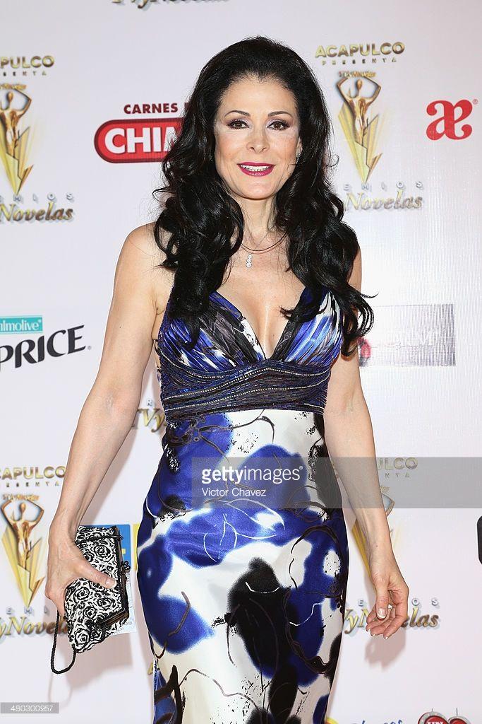 Lourdes Munguía attends the Premios Tv y Novelas 2014 at Televisa Santa Fe on March 23, 2014 in Mexico City, Mexico.