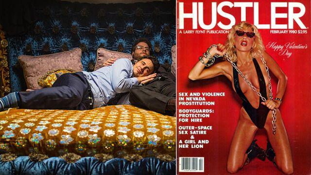 """Larry Flynt: nakręcę porno parodię """"The Interview"""". http://www.tvn24.pl/kultura-styl,8/larry-flynt-wlasciciel-hustlera-nakrece-porno-parodie-the-interview,500459.html"""
