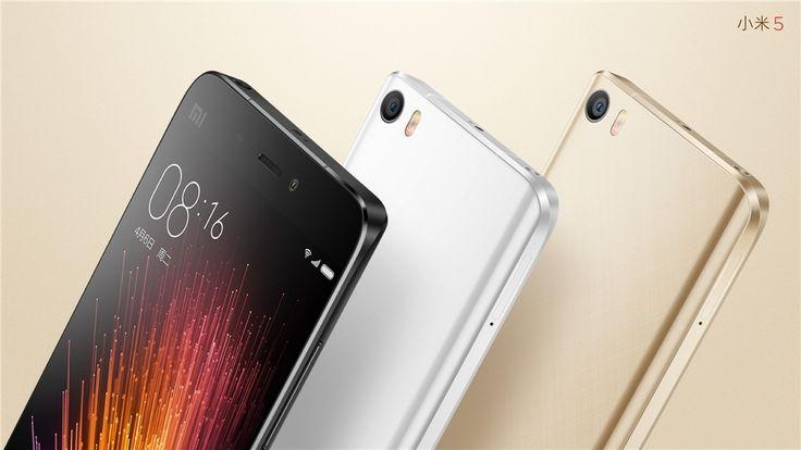Xiaomi Rilis Spesifikasi Mi5: Flagship dengan Setengah Harga