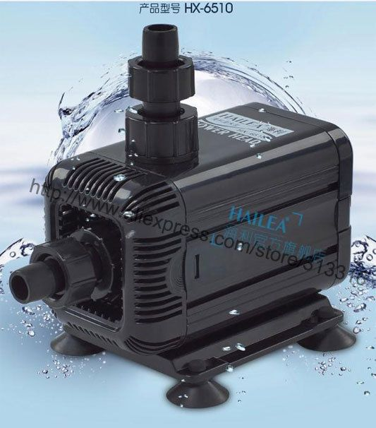Free shipping,HX-6510 720L/H 9W Hailea submersible aquarium water pump,Aquarium pump,garden pump,gardening #Affiliate