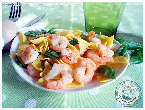 ©Diario della Mia Cucina - Ricette semplici, veloci e golose: Maltagliati al…