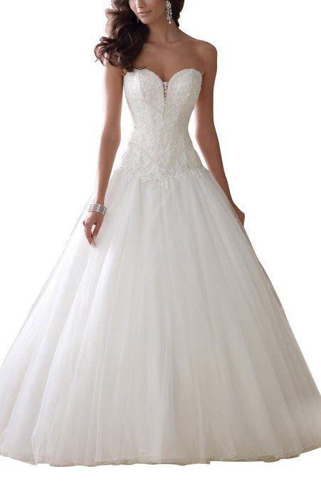 GEORGE BRIDE abiti da sposa principessa nuovo ,Taglia 44,Avorio EURO 179,00