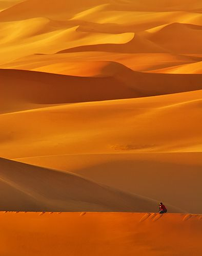On the Edge 2 - Saudi Arabia ~ Photo by...Abdulmajeed Al Juhani.