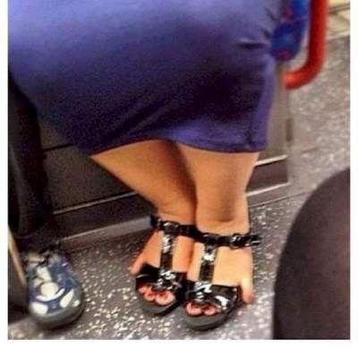 Смех, да и только: прикольные пассажиры общественного транспорта