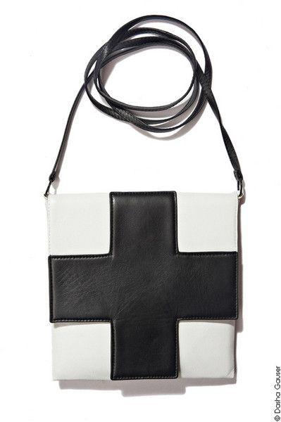 100% leather (Sheep) bag from Dasha Gauser.