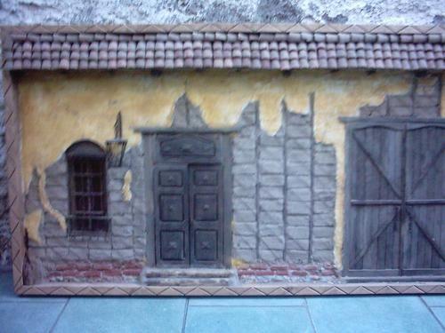 211 best images about retablos decoracion en tejas on for Casas con techo de teja