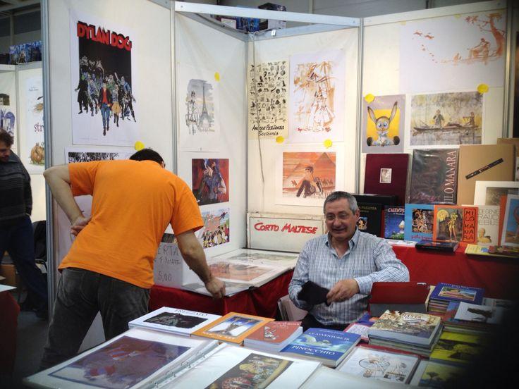 Stand #Romics Roma Grifo Editore