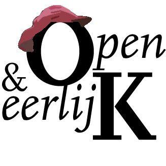 Open en eerlijk