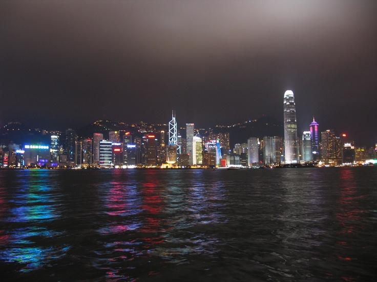 HongKong- A beautiful & busy city, shopping paradise, a lot of delicious food.: Hongkong