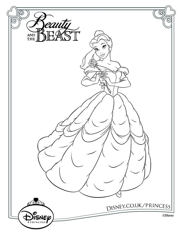 Coloring To Print Famous Characters