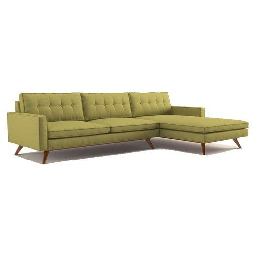 mid-century for the modern heart couch