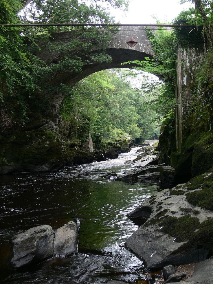 Roe Valley Country Park, Limavady.