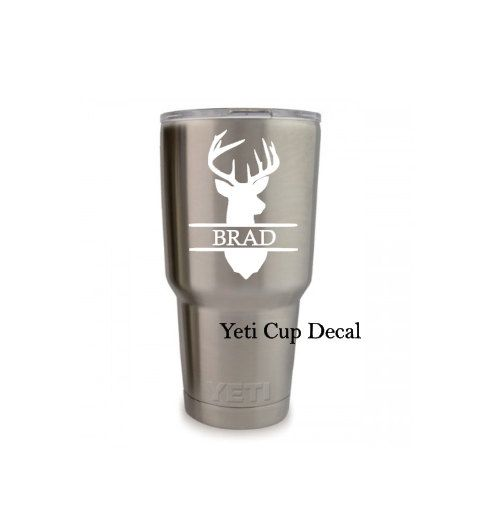 17 Best Images About Yeti Decals On Pinterest Monogram