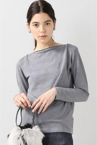 scyeヘビーベア天竺ZIP Tシャツ  scyeヘビーベア天竺ZIP Tシャツ 23760 2016AW IENA Scyeサイ クラシカルな英国トラッドをコンテンポラリーな解釈で再構築することでクラシックとモダンを融合させた新しいスタイルを提案 表層的なデザインのみならず服の本質ともいえる素材カッティング内部構造にも配慮したアナトミカルな服作りを特徴としクオリティーの高い服作りを目指すブランドです こちらの商品はIENAでの取り扱いになります 直接店舗へお問い合わせの際はIENA店舗へお願い致します モデルサイズ:身長:170cm バスト:75cm ウェスト:60cm ヒップ:83cm 着用サイズ:フリー