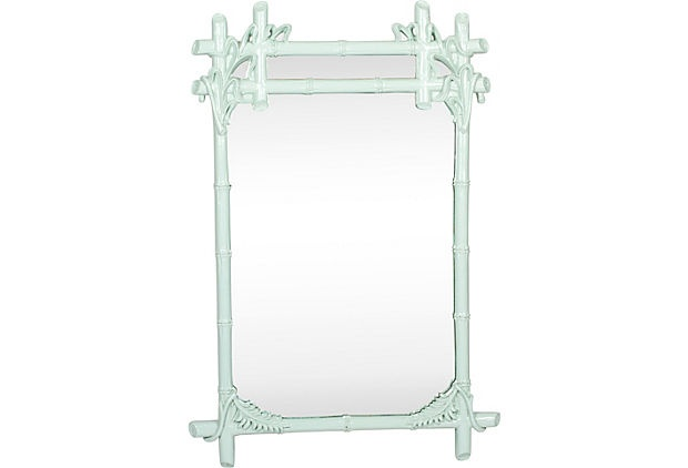 Palm Beach Mirror on OneKingsLane.com from tastemaker IvyandVine.com