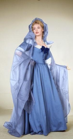"""Michèle Mercier - """"Angélique, marquise des anges"""" (1964) - Costume designer…"""