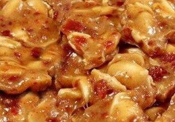 Bacon Peanut Brittle recipe