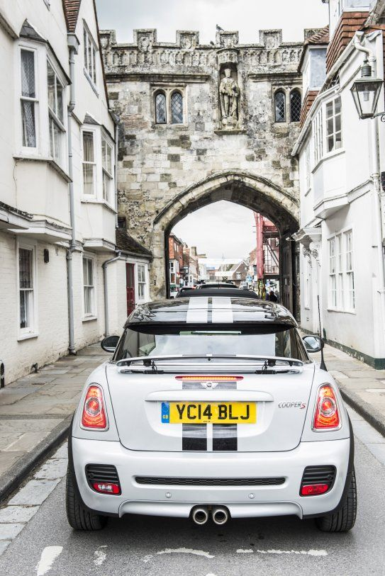 Next on Your Itinerary: A MINI Romp Through Historic Southern England