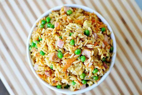 Le cucine degli altri: riso fritto cinese anche noi
