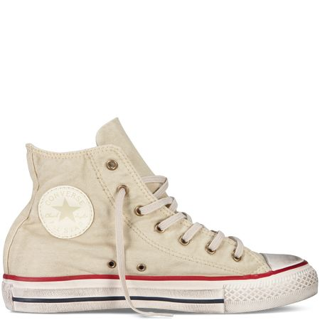 converse chuck taylor all star fashion washed hi w