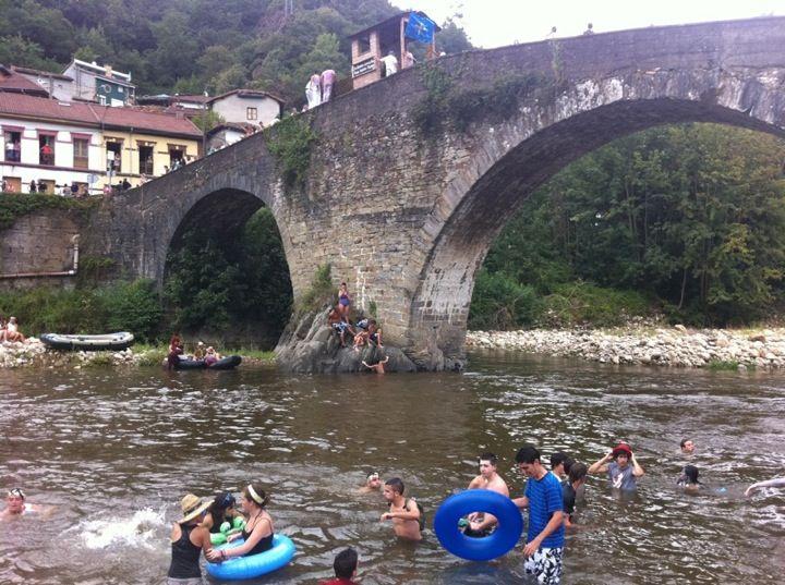 Pola de Laviana en Asturias