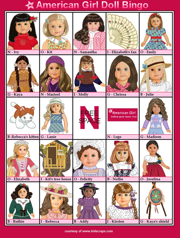 AMAZE ME Fun Activity Games for Girls American Girl Books Collection
