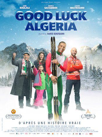 Concours Good Luck Algeria : gagnez 10 places de ciné pour le film