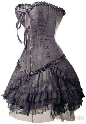 @Kaitlyn Walker, I demand that you love this. Because I do. And I think you would look smashing in it.    Well guess what, I do :U I would love to wear that o.o