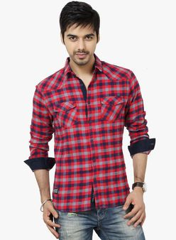 Casual Shirts for Men - Buy Men's Casual Slim Fit Shirts Online